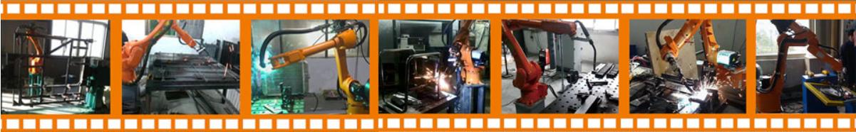 固高焊接机器人