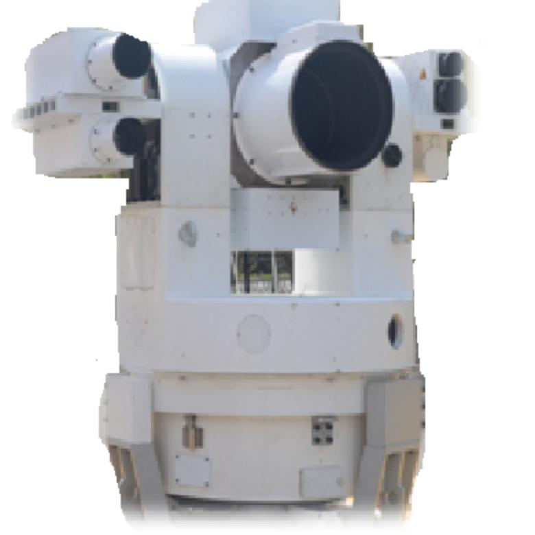 紧凑型激光打击系统