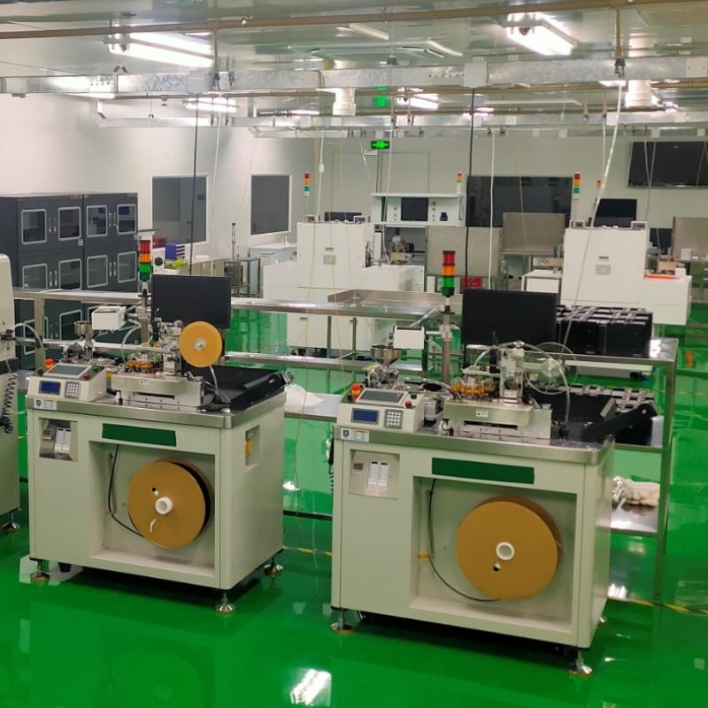 半导体光电子材料器件封装实验室新产品、新技术研发服务